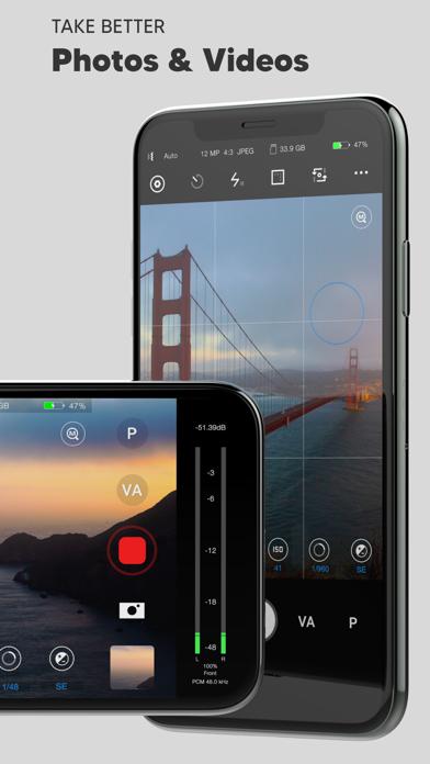 Beastcam - Pro Camera Screenshots