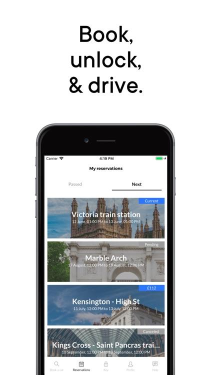 Virtuo: Hassle-free Car Rental screenshot-3