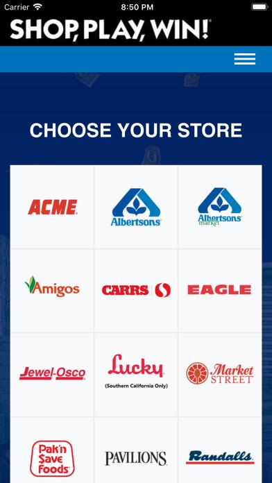 Shop, Play, Win!® MONOPOLY screenshot 2