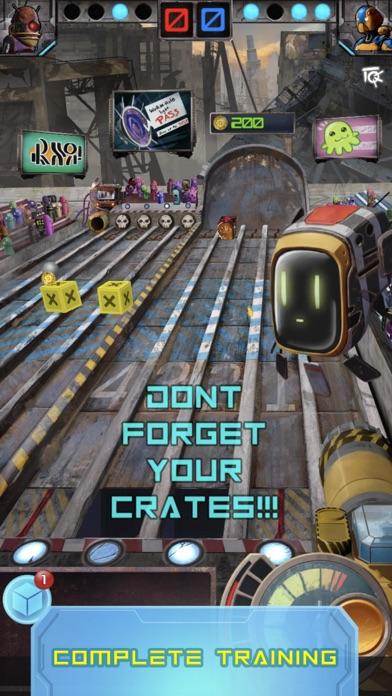 Robot Crusher Battle Ballz screenshot 2
