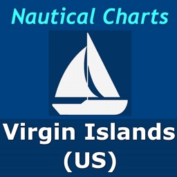 US Virgin Islands - Marine GPS