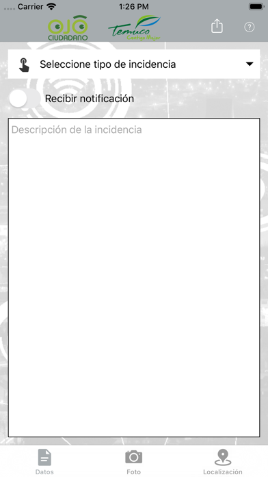 OJO Ciudadano TemucoCaptura de pantalla de1