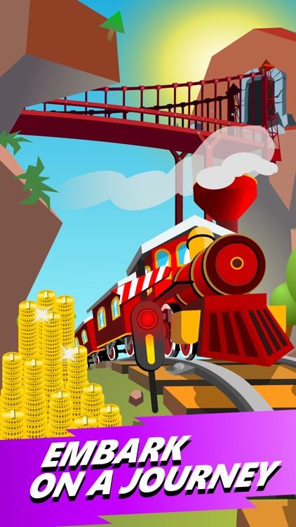 Train Merger screenshot-5