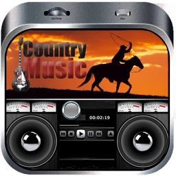 Country Music Radio app