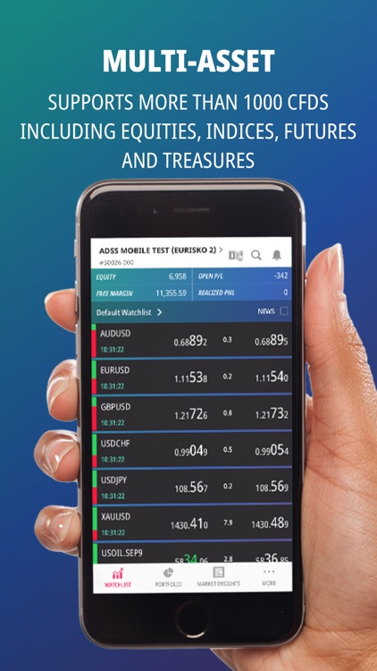 ADSS OREX Trading App screenshot-4