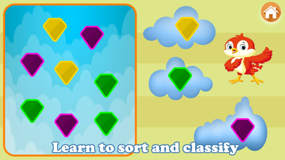 Screenshot of Toddler Games for 2 year olds' App
