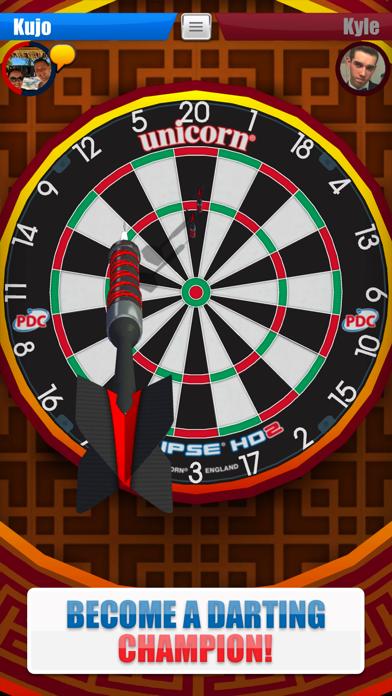 Herunterladen PDC Darts Match für Pc