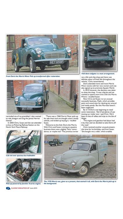 Classic Van & Pick Up Magazine screenshot-5