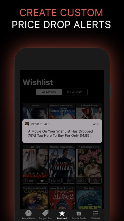 Movie Deals: Cheap Movies App screenshot-3