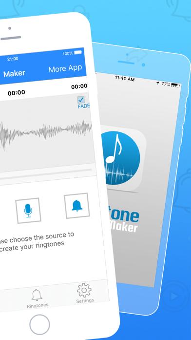 Easy Ringtone Maker Free screenshot