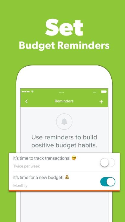 EveryDollar Easy Budgeting App screenshot-4