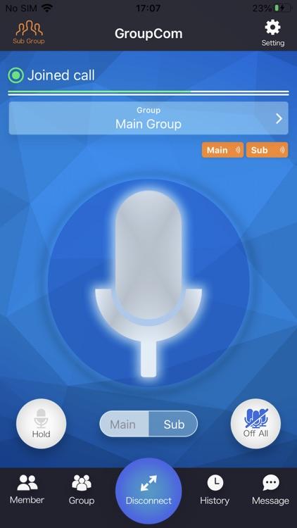 Walkie-Talkie, PPT - GroupCom