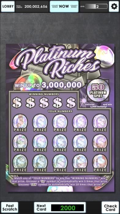 Lucky Lottery Scratchers screenshot 20