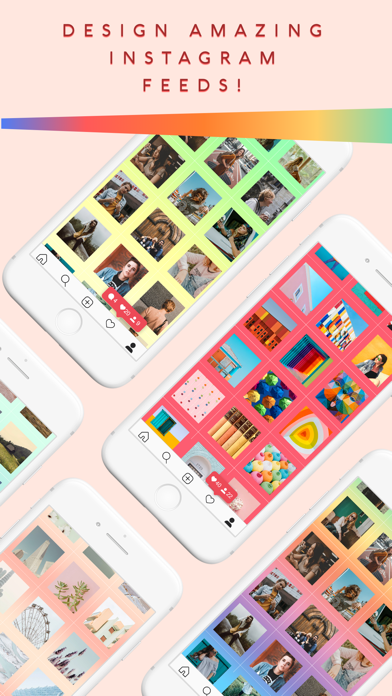 Typic Grids for Instagram screenshot 1