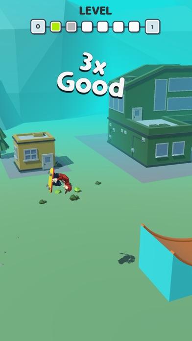 Flip Skate 3D screenshot 4