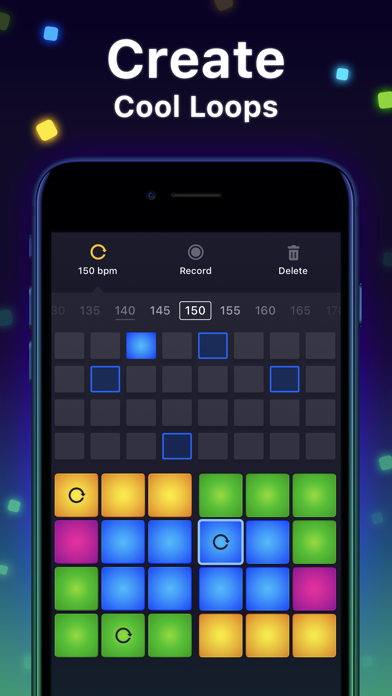 Drum Pad Machine - Beat Maker Screenshot