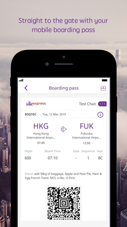 HK Express screenshot-3