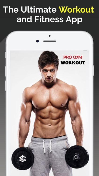 Gym Workout: Trainer & Tracker screenshot-0