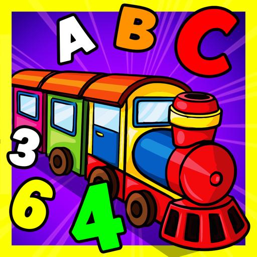 Choo Choo Train For Kids icon