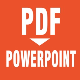 Convert PDF to PowerPoint