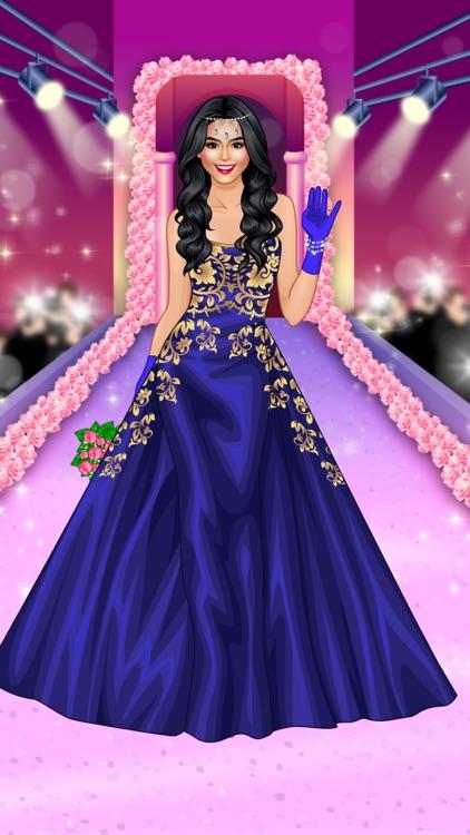Fashion Dress Up - Girl Games screenshot-8