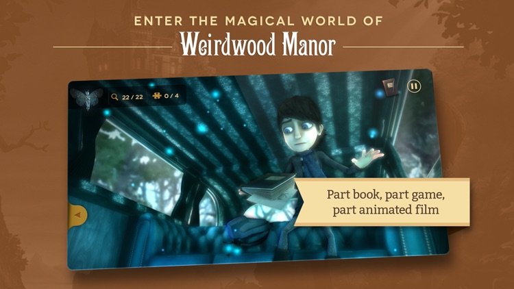 Weirdwood Manor screenshot-0
