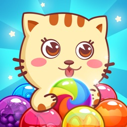 Cat Pop - Bubble Shooter Game