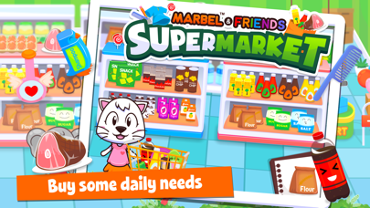 Marbel Supermarket (Full) Screenshot 2