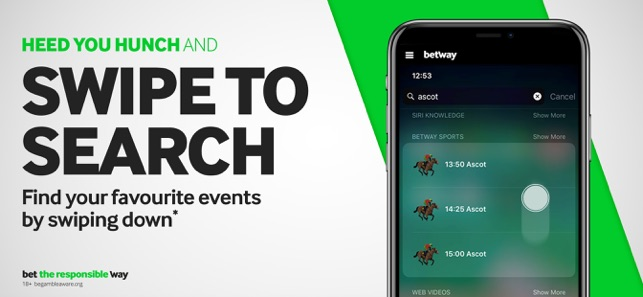 Betway: Sports Betting & Odds on the App Store