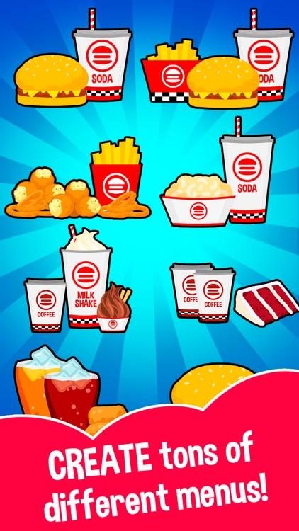 Burger Tycoon - Food Simulator