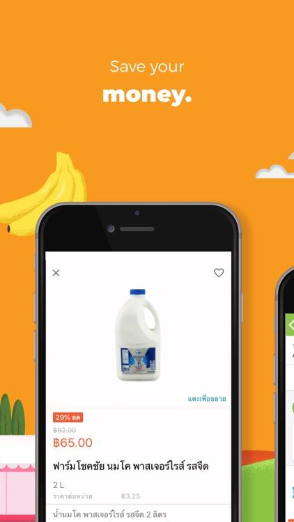 HappyFresh - Grocery Delivery screenshot-3