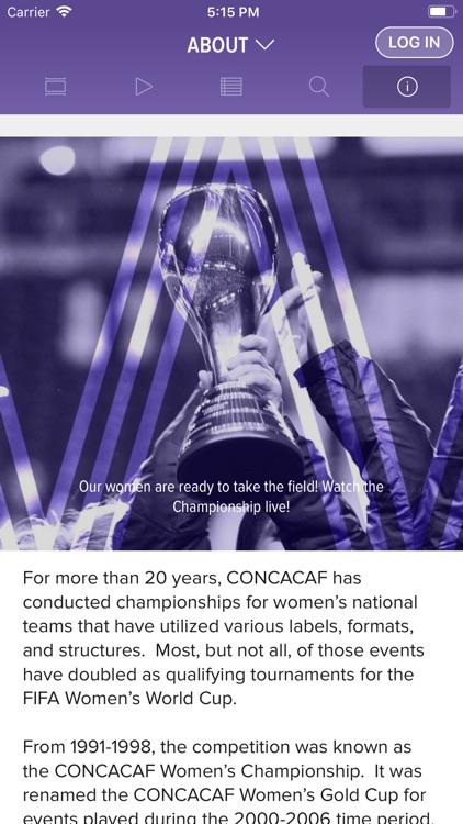 Concacaf GO screenshot-4