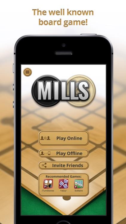Mills - The Board Game screenshot-0