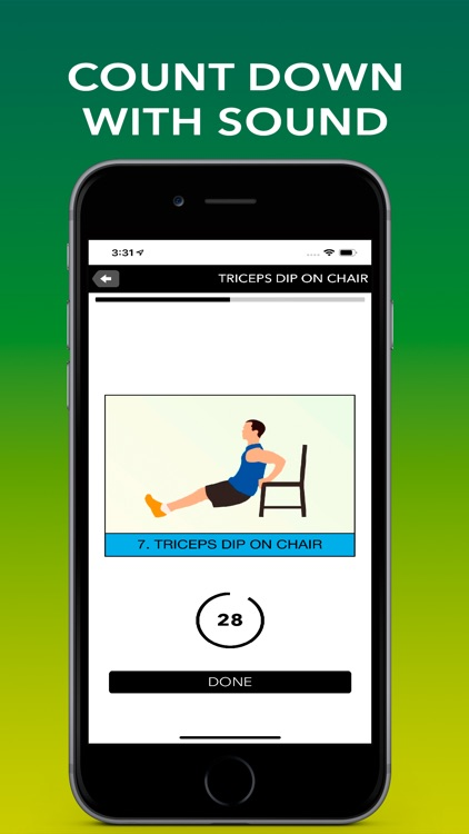 Workout 7 minute screenshot-6