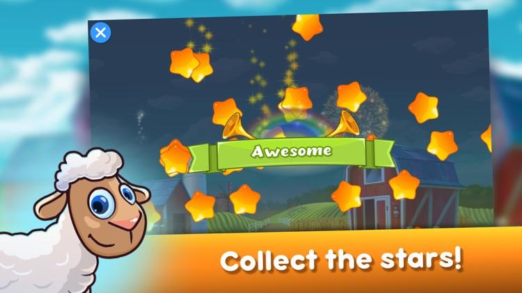 Baby Farm Puzzles screenshot-7