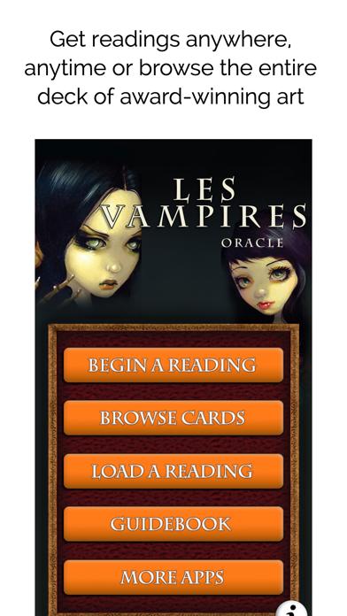 Les Vampires Oracle screenshot 2