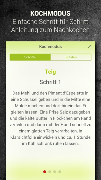 messages.download kochbar: Rezepte für jeden Tag software