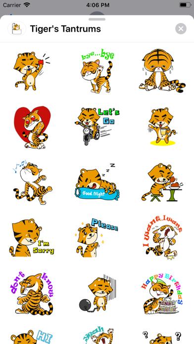 Tiger's Tantrums screenshot 3