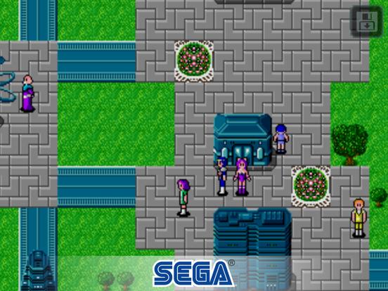 Phantasy Star Classics screenshot 6