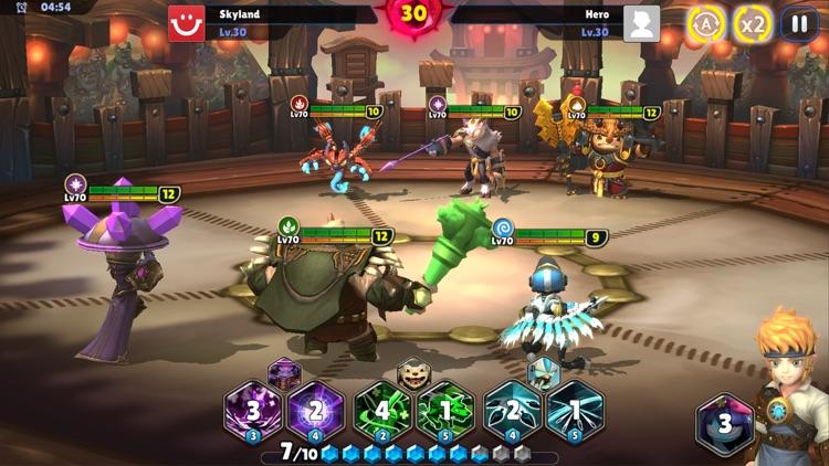 Skylanders™ Ring of Heroes screenshot-4