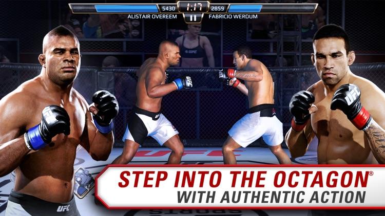 EA SPORTS™ UFC® screenshot-0