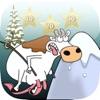 Verrückte Ski Laufende Kuh LT - iPhoneアプリ