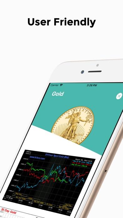 Gold Silver PriceScreenshot of 5