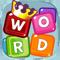 App Icon for WordKing GO - New Word Game App in Belgium IOS App Store