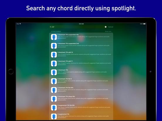 GtrLib Chords Pro Screenshots
