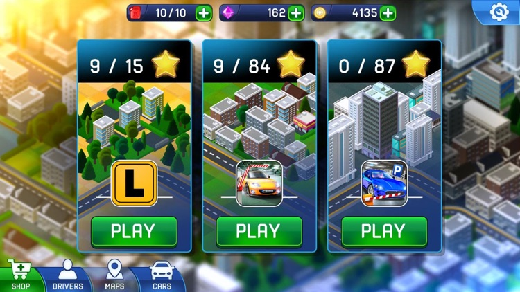 Multi Level Parking Simulator screenshot-4