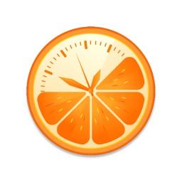 Orange Time Tracker