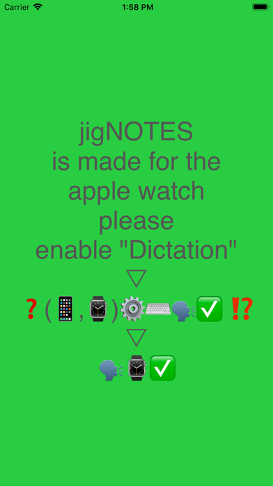 jigNOTES screenshot 4
