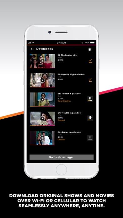 ALTBalaji – Original Webseries - Revenue & Download