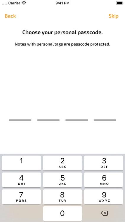 Easy Notes screenshot-3